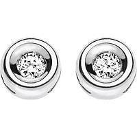 boucles d'oreille femme bijoux Comete Punto luce ORB 138