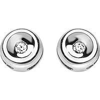 boucles d'oreille femme bijoux Comete Punto luce ORB 180