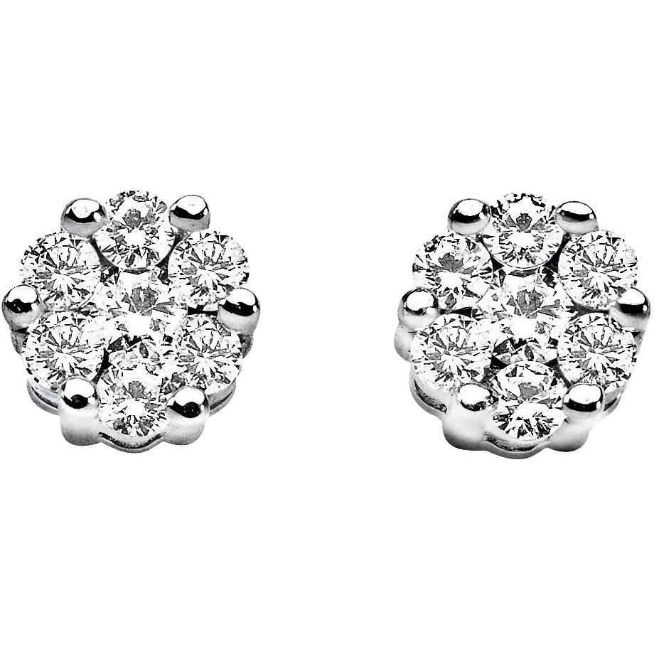 boucles d'oreille femme bijoux Comete Punto luce ORB 510