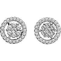 boucles d'oreille femme bijoux Comete Punto luce ORB 514