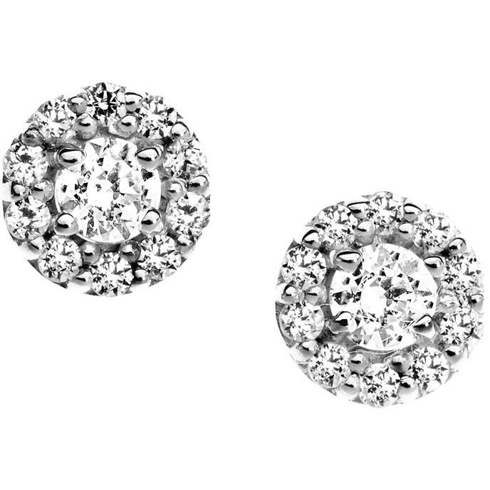 boucles d'oreille femme bijoux Comete Punto luce ORB 615