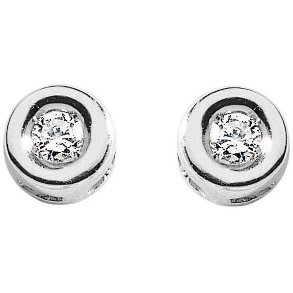 boucles d'oreille femme bijoux Comete Punto luce ORB 628