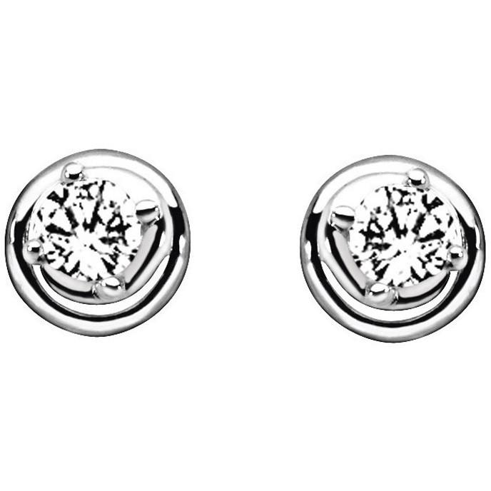 boucles d'oreille femme bijoux Comete Punto luce ORB 641
