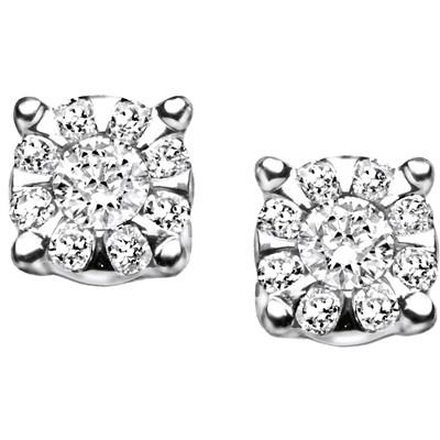 boucles d'oreille femme bijoux Comete Punto luce ORB 669