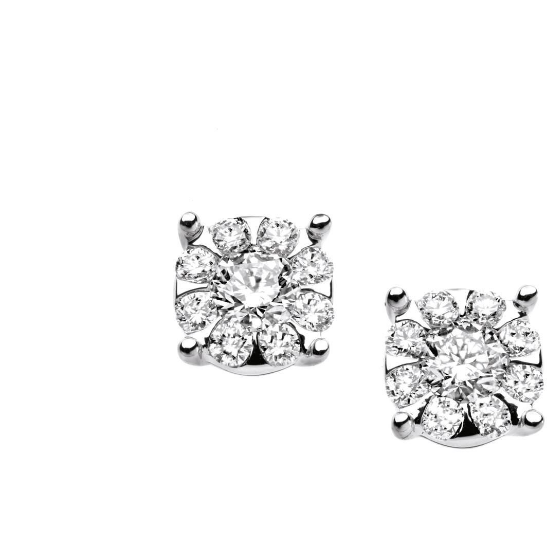 boucles d'oreille femme bijoux Comete Punto luce ORB 672