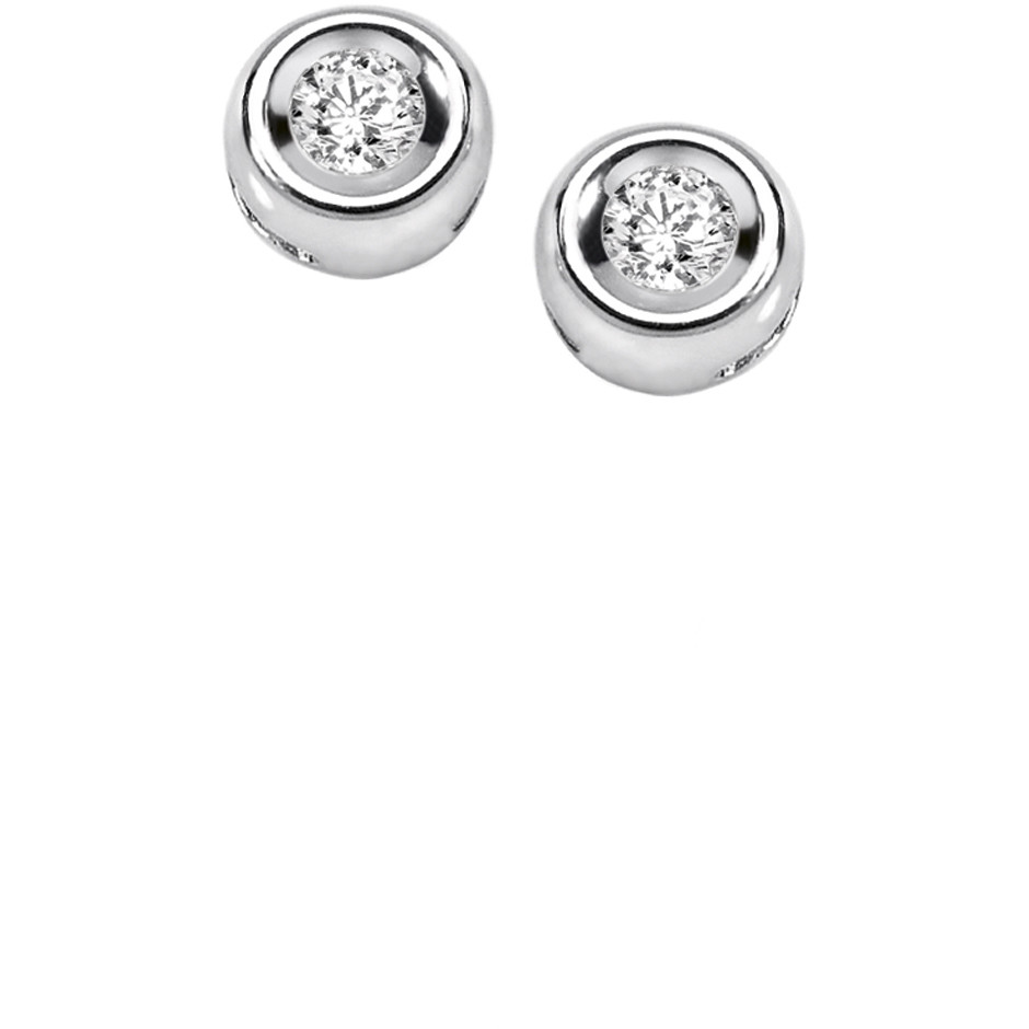 boucles d'oreille femme bijoux Comete Punto luce ORB 689
