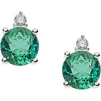 boucles d'oreille femme bijoux Comete Storia di Luce ORB 881