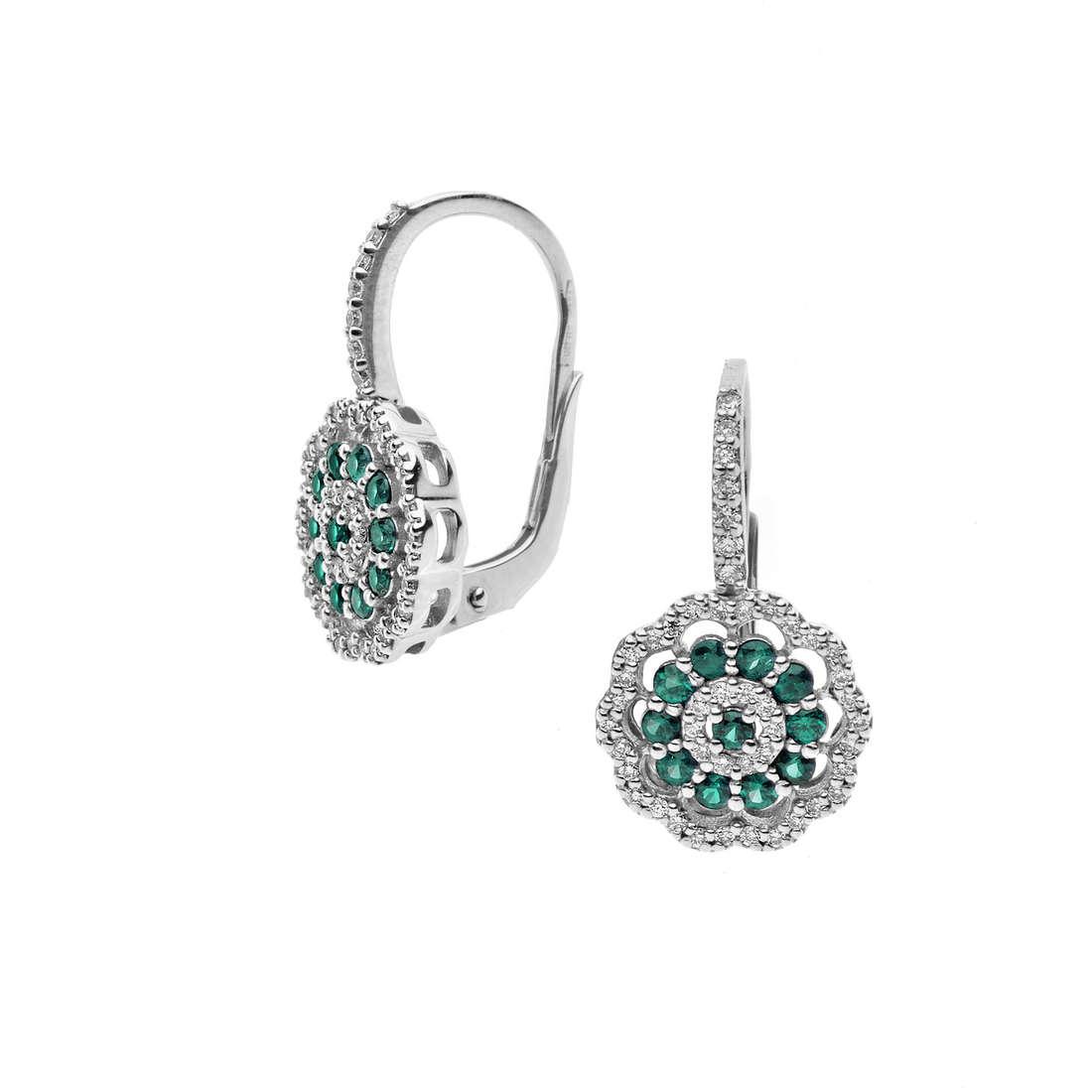 boucles d'oreille femme bijoux Comete Vittoria ORB 726