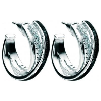 boucles d'oreille femme bijoux Emporio Armani EG2733040