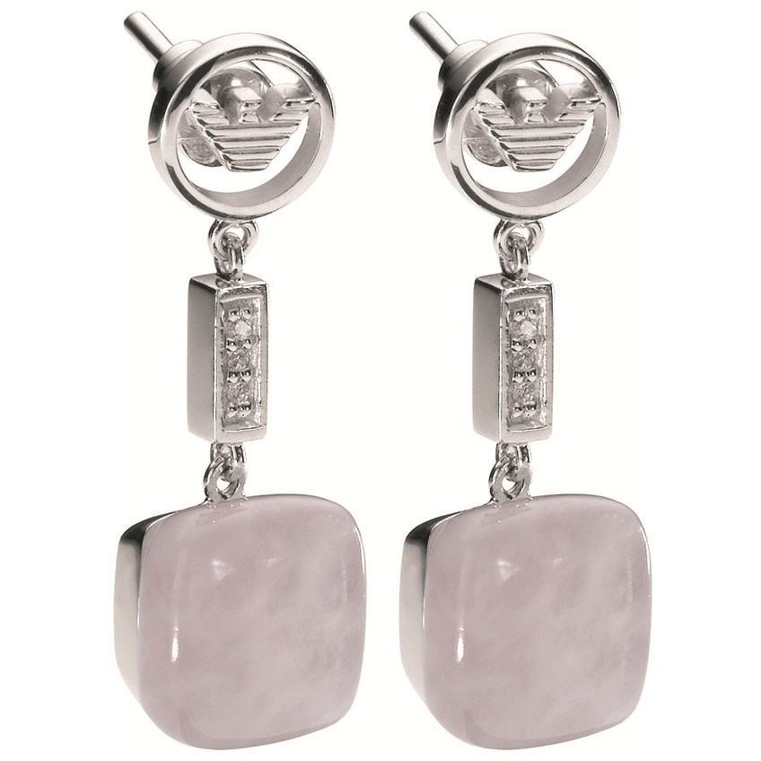 boucles d'oreille femme bijoux Emporio Armani EG2746040
