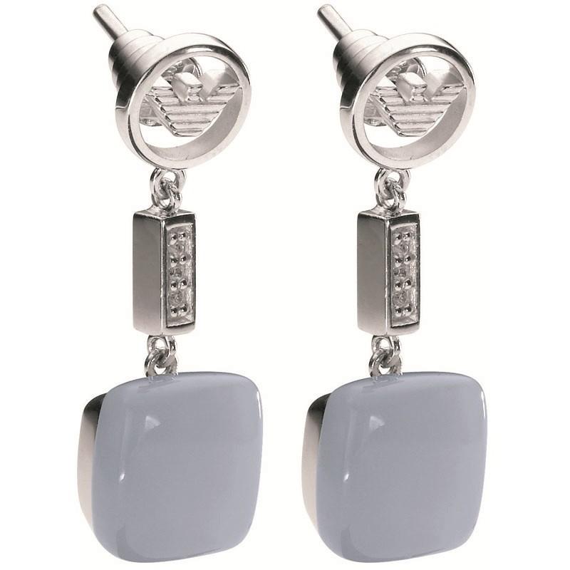 boucles d'oreille femme bijoux Emporio Armani EG2747040