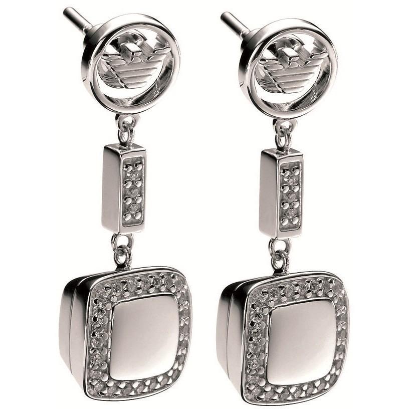boucles d'oreille femme bijoux Emporio Armani EG2748040
