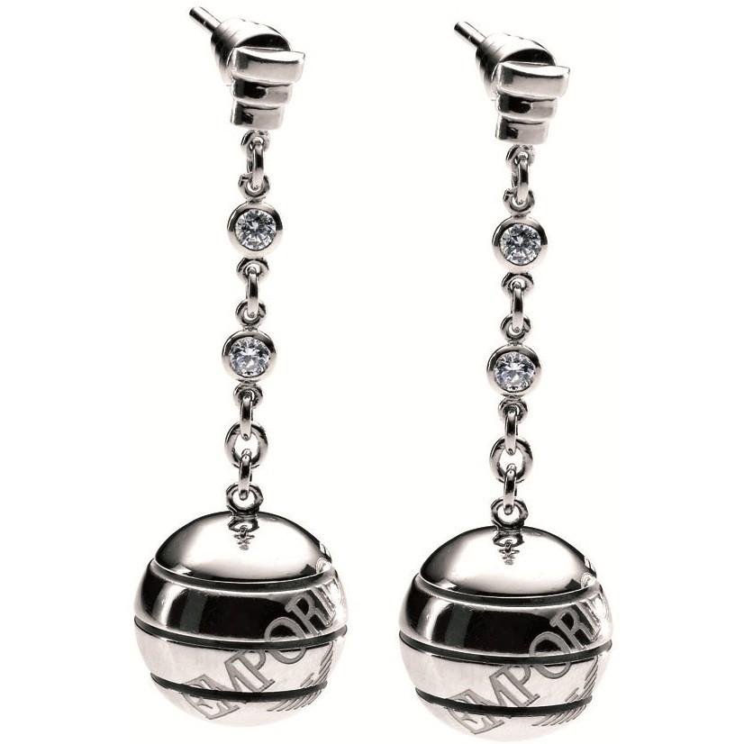 boucles d'oreille femme bijoux Emporio Armani EG2792040