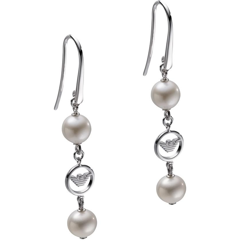 boucles d'oreille femme bijoux Emporio Armani EG2907040