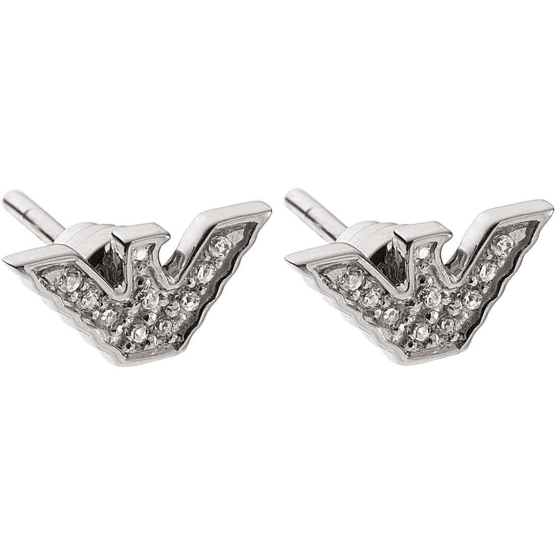boucles d'oreille femme bijoux Emporio Armani EG3027040