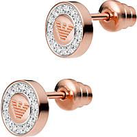 boucles d'oreille femme bijoux Emporio Armani EG3054221