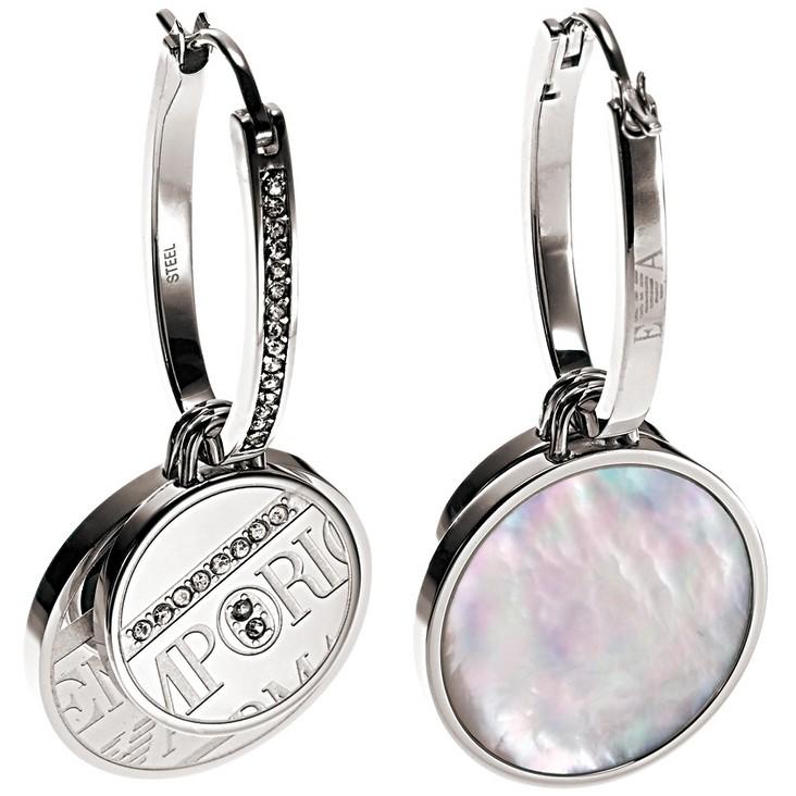 boucles d'oreille femme bijoux Emporio Armani EGS1336040