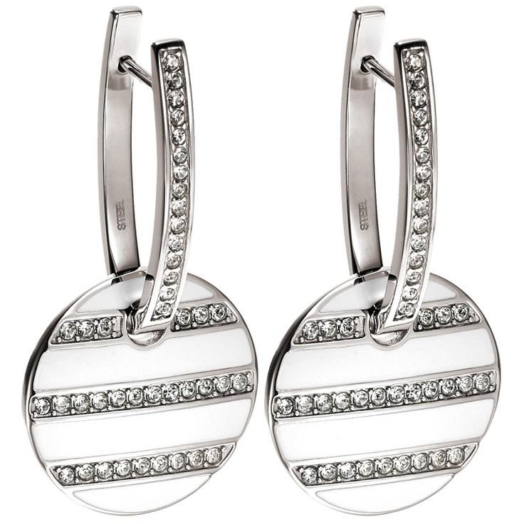 boucles d'oreille femme bijoux Emporio Armani EGS1339040