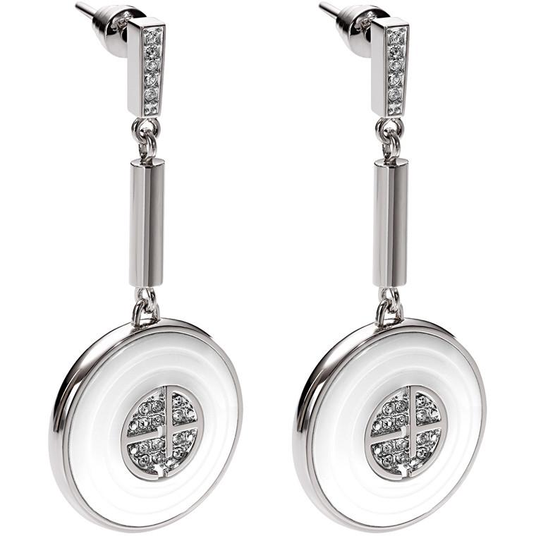 boucles d'oreille femme bijoux Emporio Armani EGS1520040