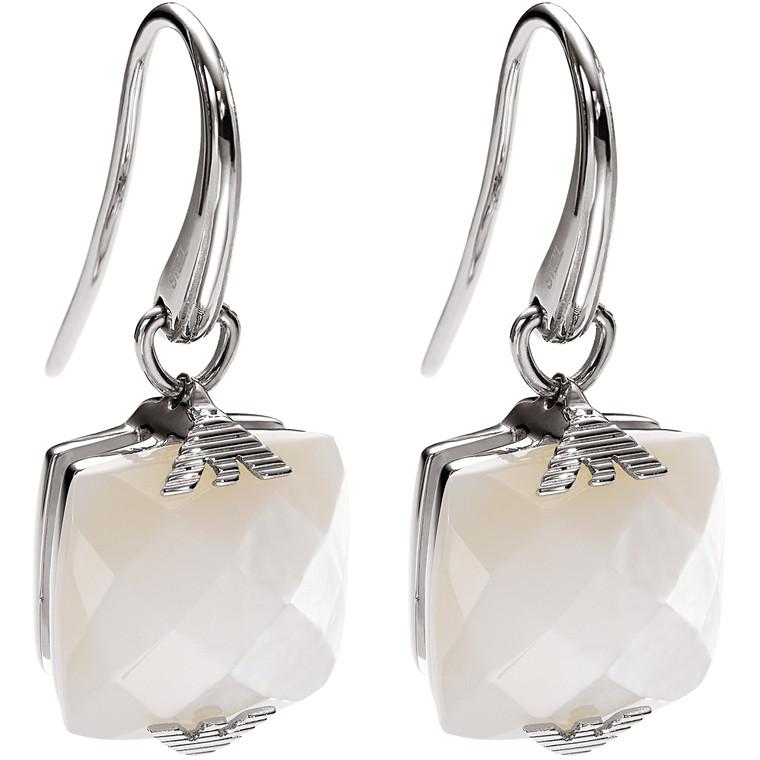 boucles d'oreille femme bijoux Emporio Armani EGS1521040