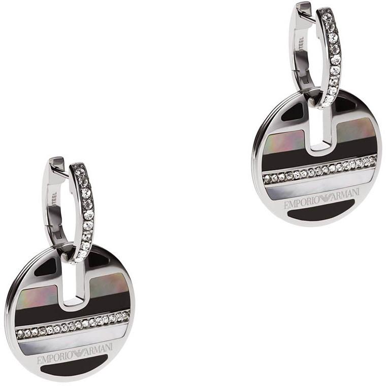 boucles d'oreille femme bijoux Emporio Armani EGS1593040