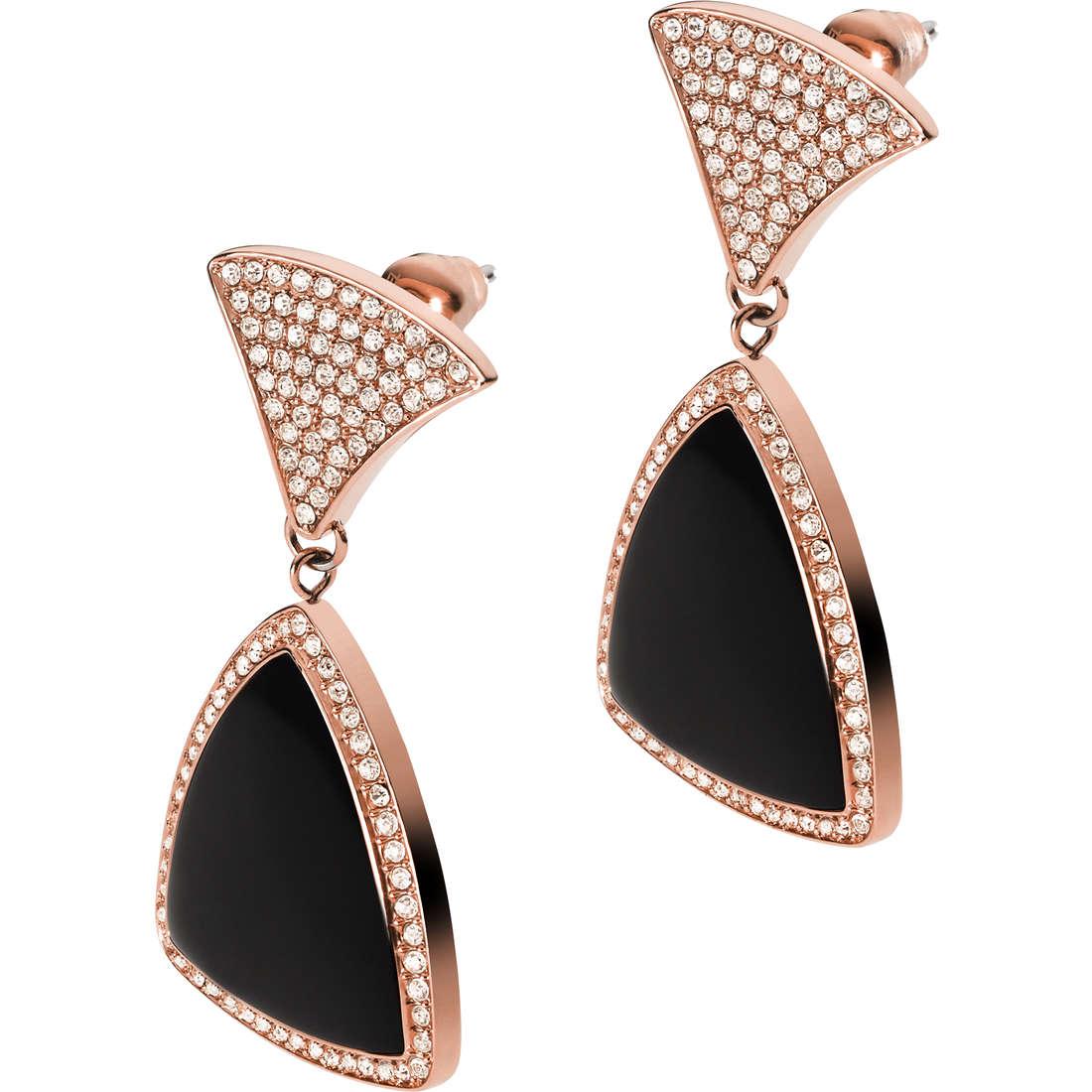 boucles d'oreille femme bijoux Emporio Armani EGS1760221