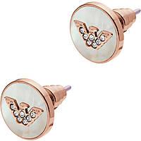 boucles d'oreille femme bijoux Emporio Armani EGS2311221