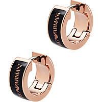 boucles d'oreille femme bijoux Emporio Armani EGS2423221