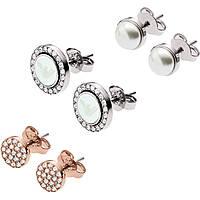 boucles d'oreille femme bijoux Emporio Armani EGS2457040