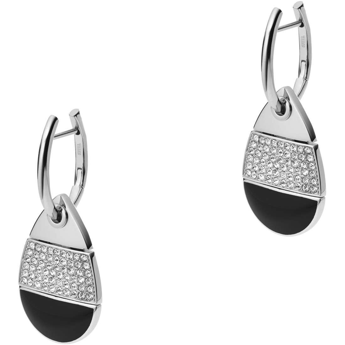 boucles d'oreille femme bijoux Emporio Armani Fall 2013 EGS1774040