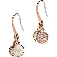 boucles d'oreille femme bijoux Emporio Armani Spring EGS2152221
