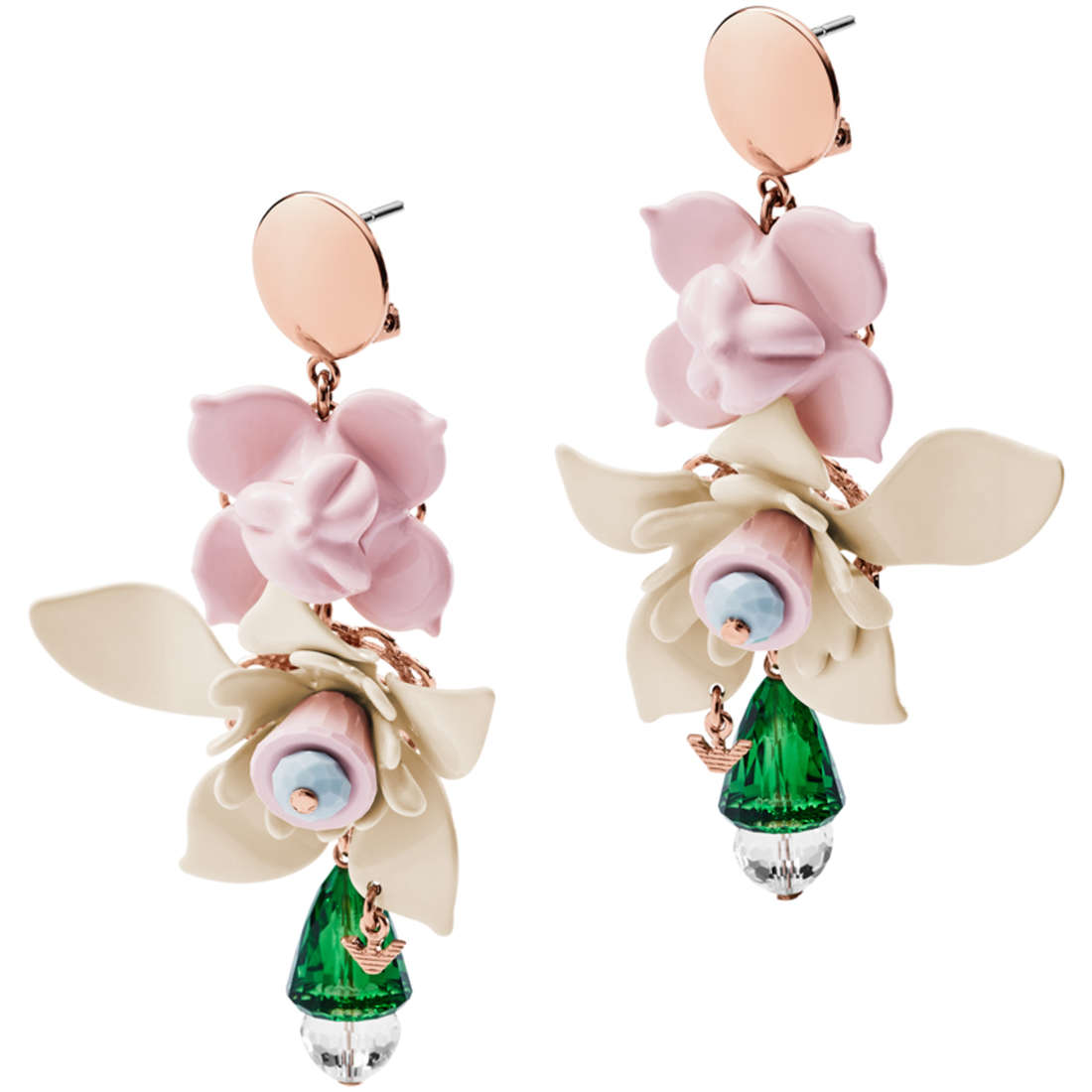 boucles d'oreille femme bijoux Emporio Armani Spring EGS2169221