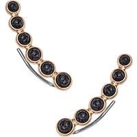 boucles d'oreille femme bijoux Fossil Fashion JF02495791