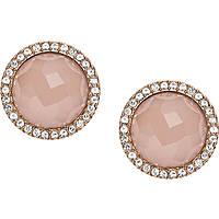 boucles d'oreille femme bijoux Fossil Fashion JF02498791