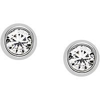 boucles d'oreille femme bijoux Fossil Fashion JF02554040