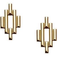 boucles d'oreille femme bijoux Fossil Fashion JF02647710