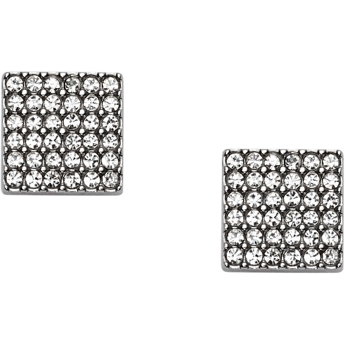 boucles d'oreille femme bijoux Fossil Holiday 15 JF02111040