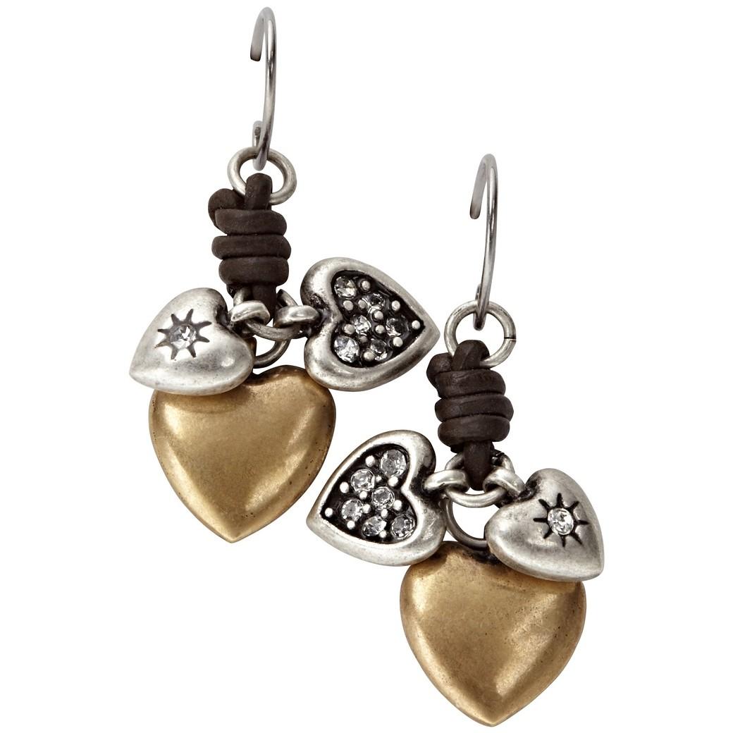 boucles d'oreille femme bijoux Fossil JA4134040