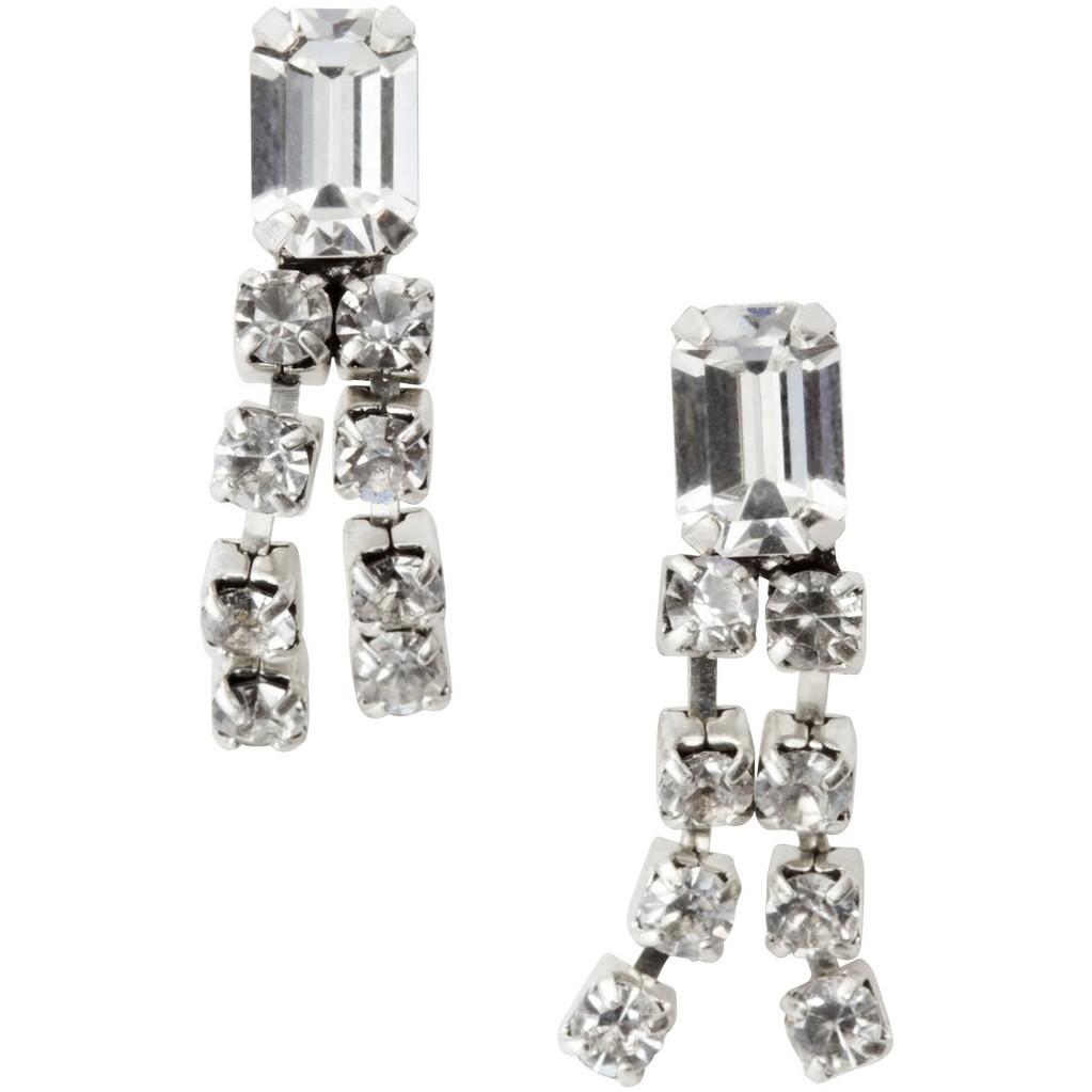 boucles d'oreille femme bijoux Fossil JA4843797
