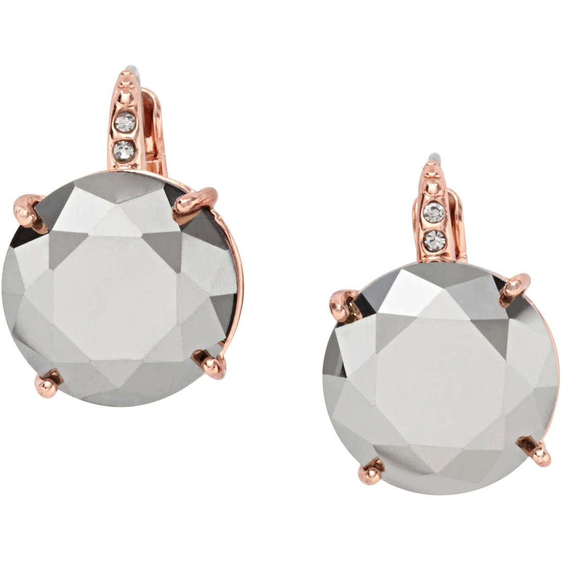 boucles d'oreille femme bijoux Fossil JA6232791