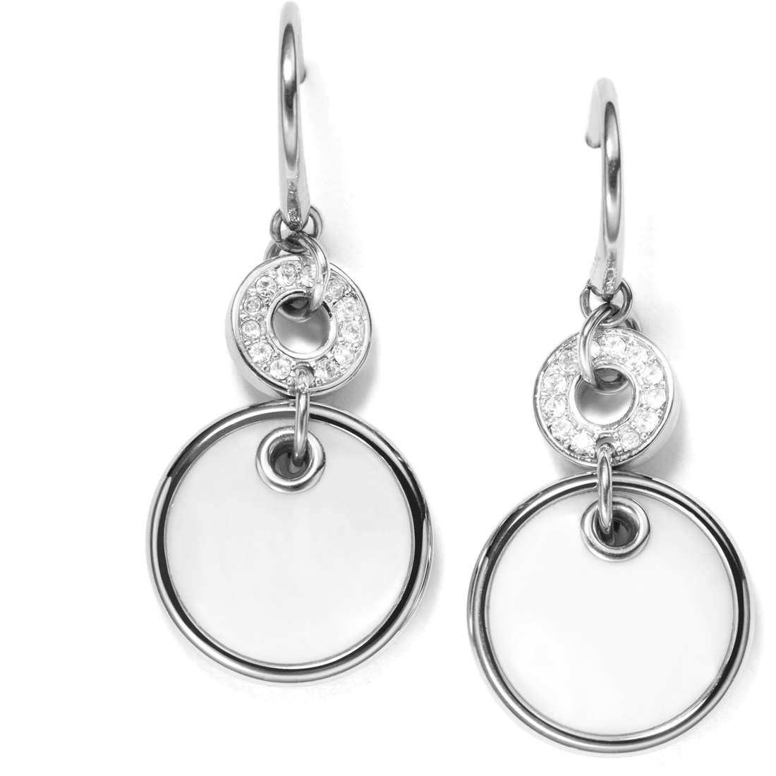 boucles d'oreille femme bijoux Fossil JF00551040