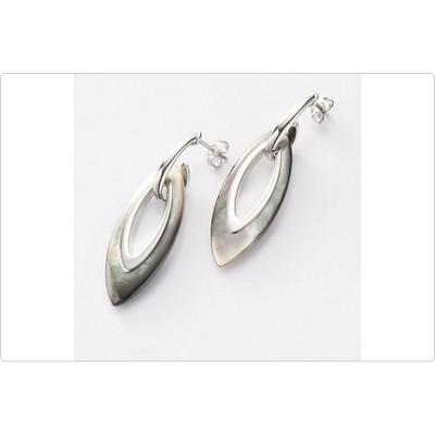boucles d'oreille femme bijoux Fossil JF85727040
