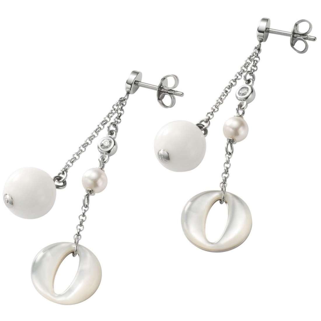 boucles d'oreille femme bijoux Fossil JF86176040