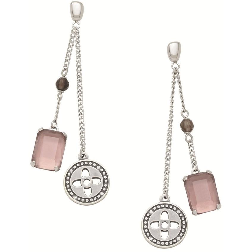 boucles d'oreille femme bijoux Fossil JF86905040