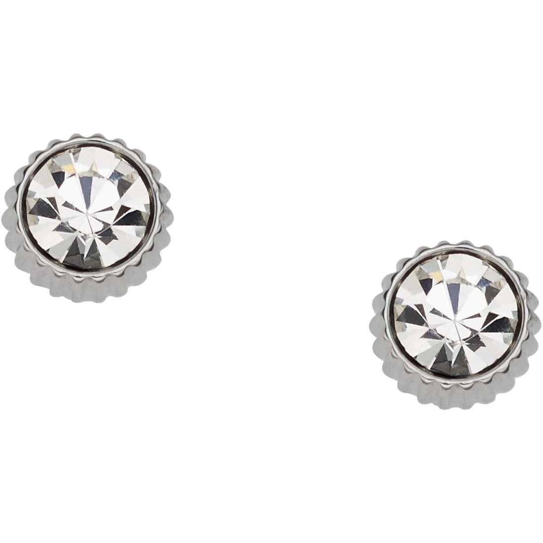 boucles d'oreille femme bijoux Fossil Spring 16 JF02231040