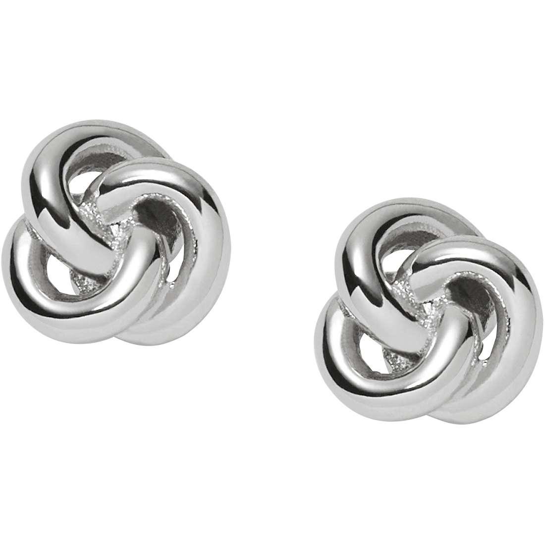 boucles d'oreille femme bijoux Fossil Summer 15 JF01363040
