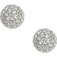 boucles d'oreille femme bijoux Fossil Vintage Glitz JF01404040