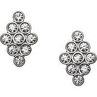 boucles d'oreille femme bijoux Fossil Vintage Glitz JF02314040