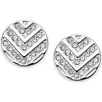 boucles d'oreille femme bijoux Fossil Vintage Glitz JF02667040