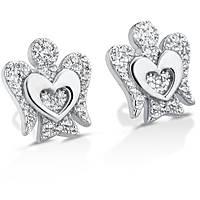 boucles d'oreille femme bijoux Giannotti Angeli E Cuori GIA332B